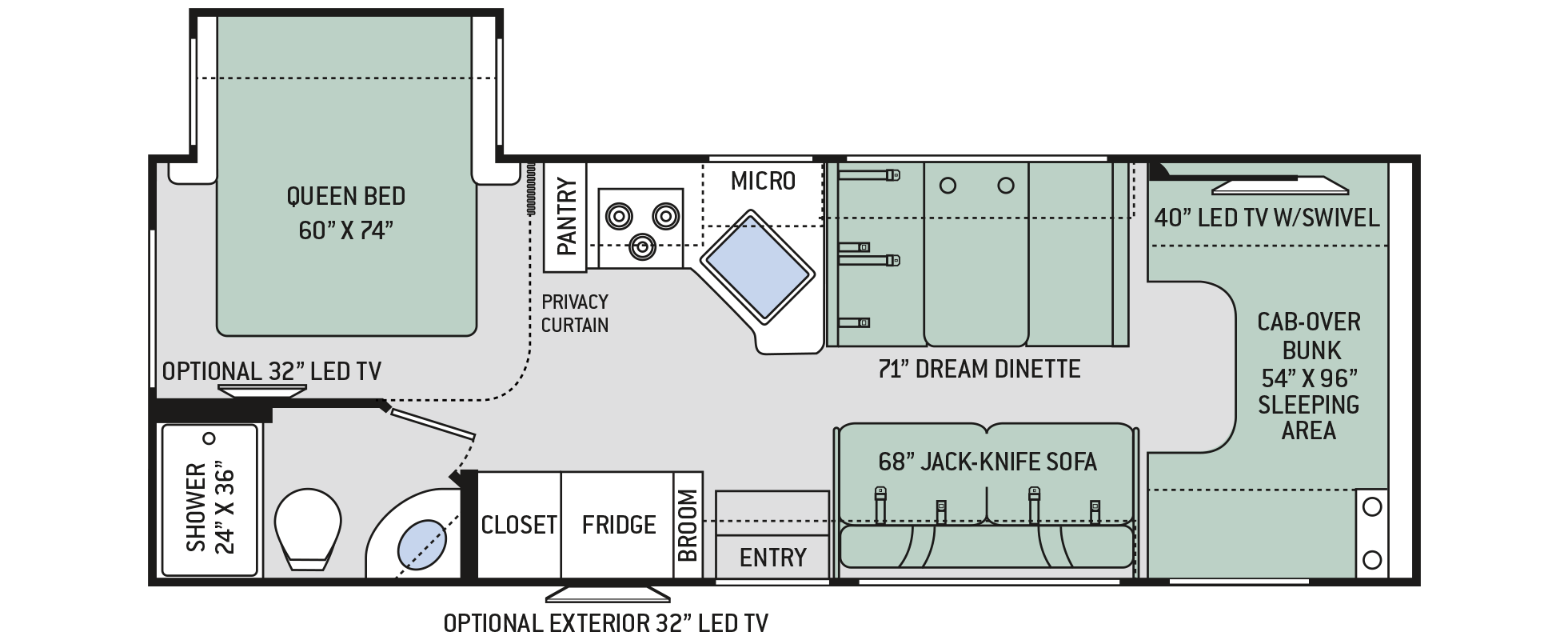 Floor Plans Chateau 26b