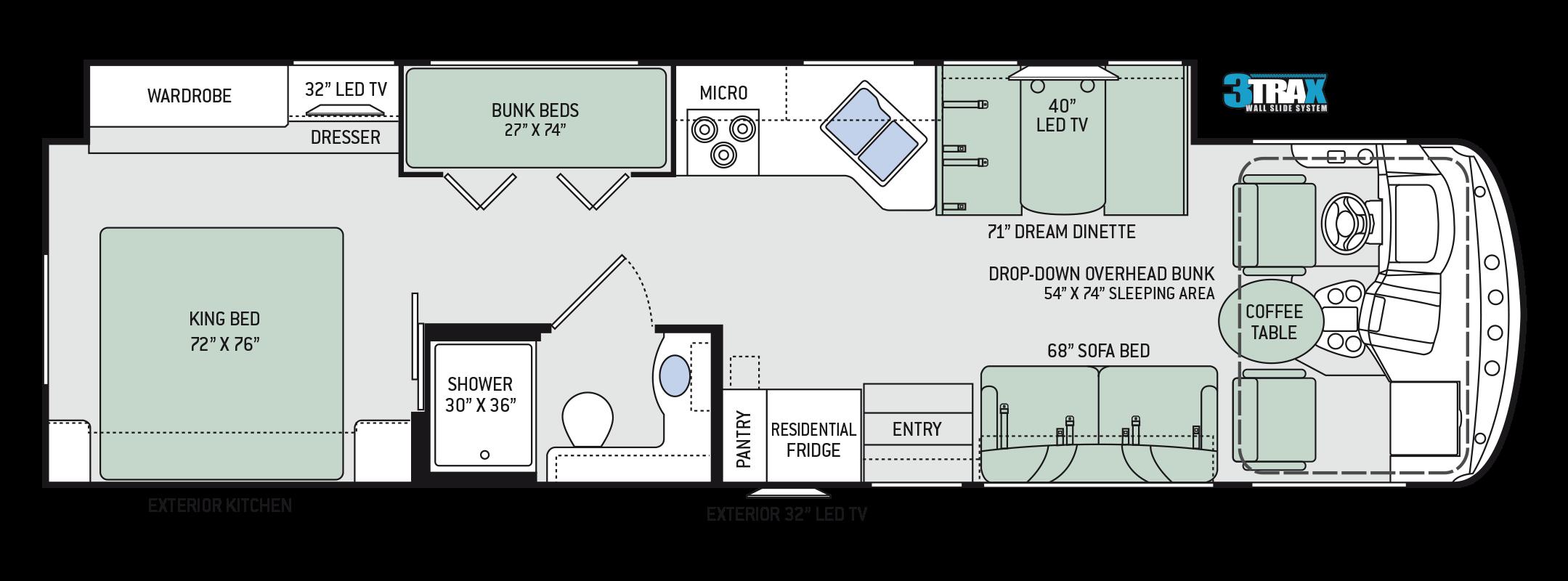 Floor Plans Winsport 34j