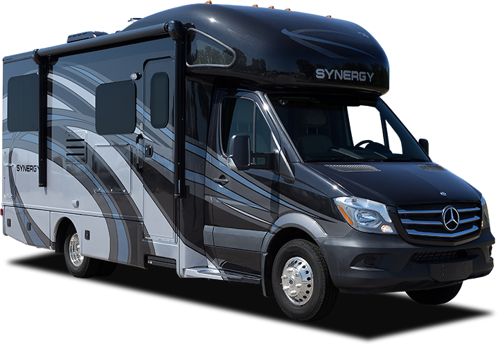 List of Mercedes Benz Motorhomes: Class C & Class B+ RVs