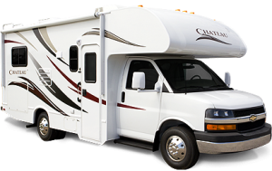 New Class C Motorhomes for Sale in 2013