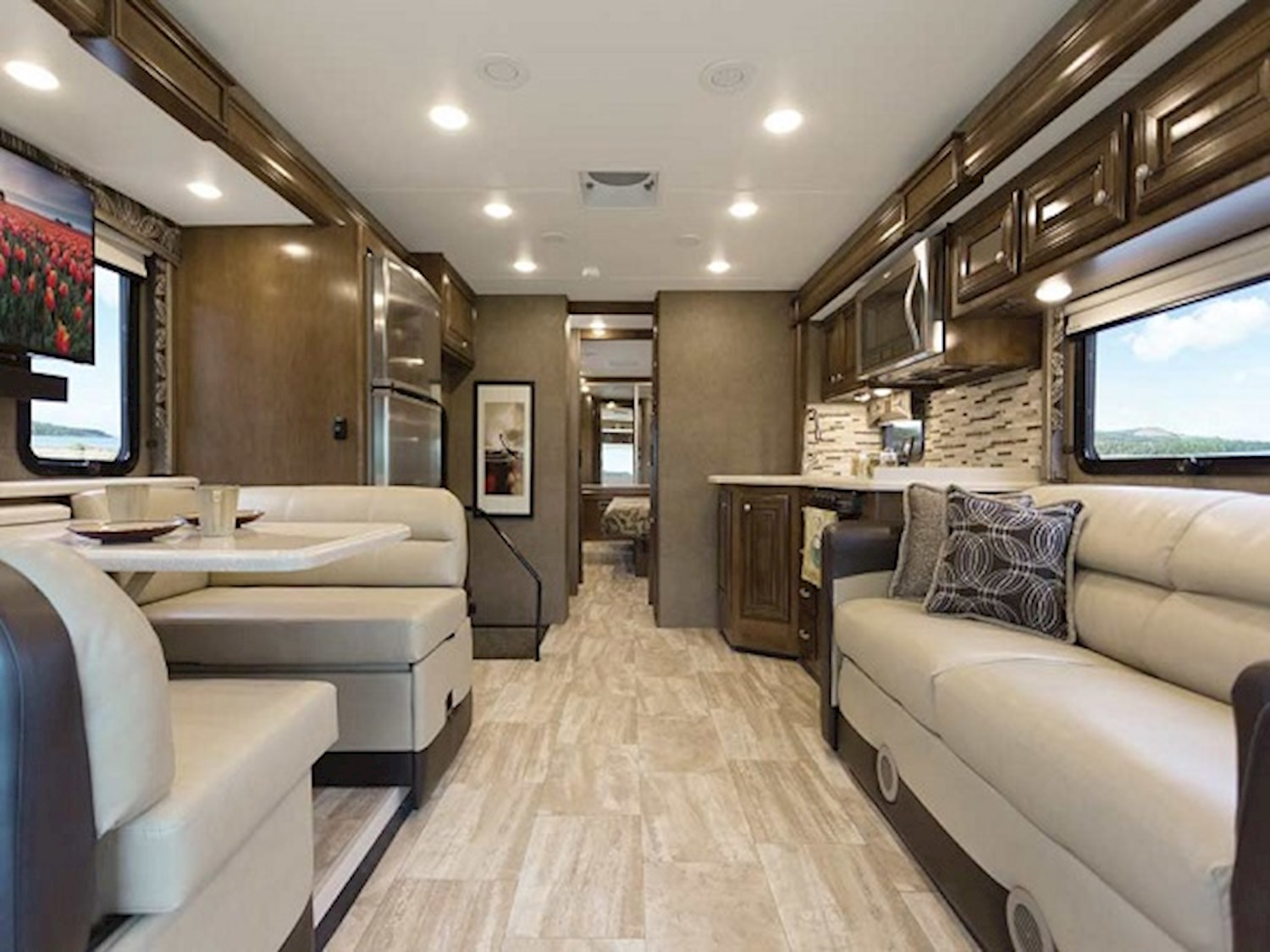 2017 class a diesel motorhomes provides ultimate luxury from thor rh thormotorcoach com Motorhome Interior Trim Motorhome Interior Trim