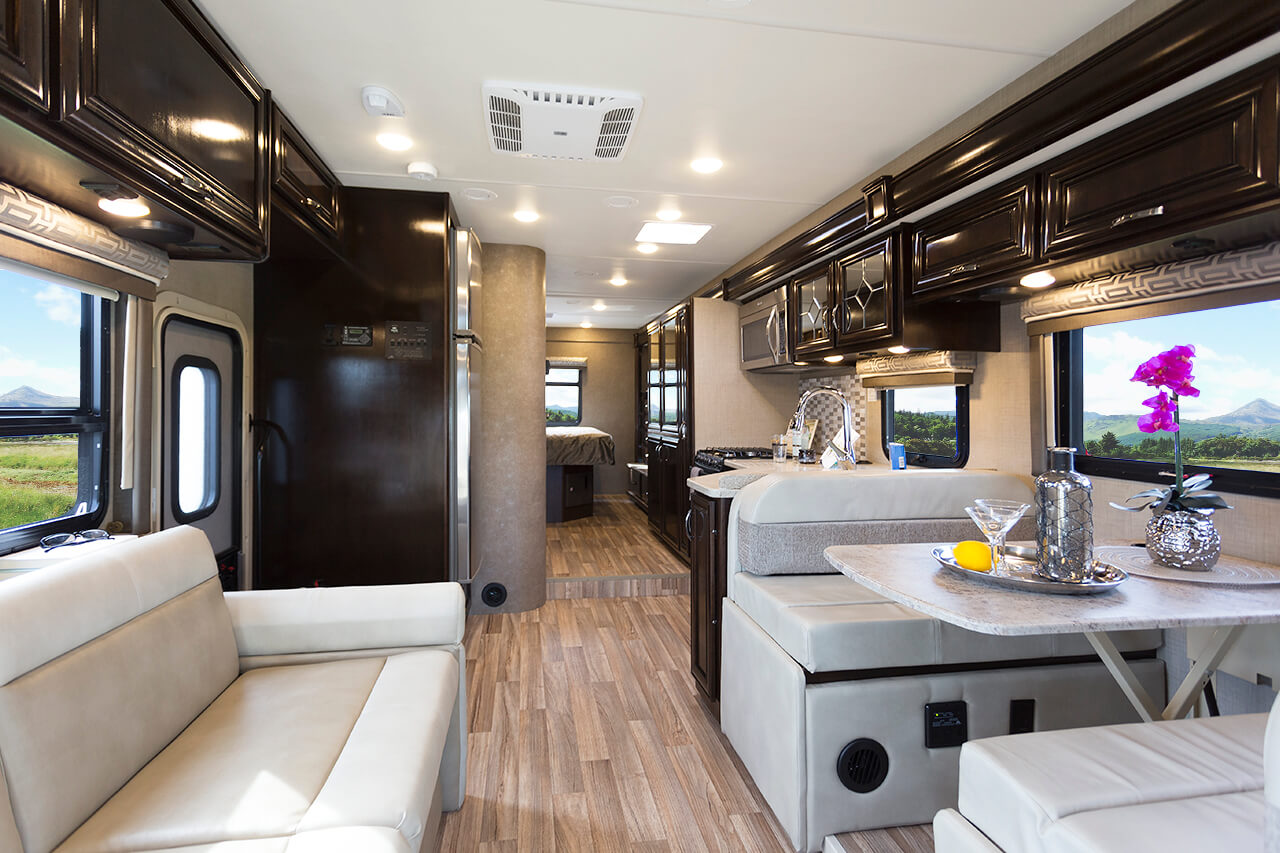 Thor Motor Coach has Redefined Luxury in Class C Motorhomes