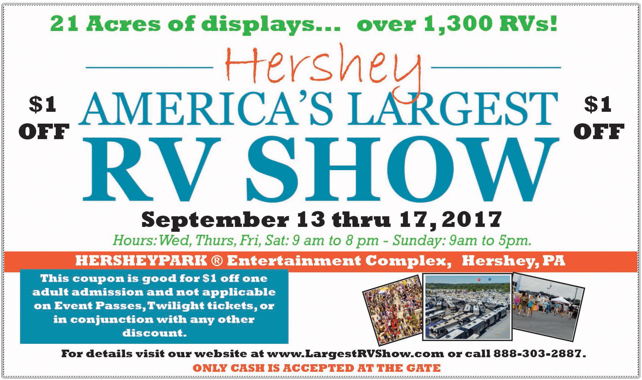 Hershey America S Largest Rv Show